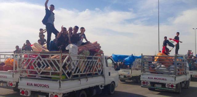 عودة أكثر من 900 أسرة نازحة الى منازلها في مركز ناحية جلولاء