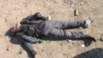 مقتل قيادي بارز من عصابات داعش وسط حي المهندسين شرقي مدينة الموصل