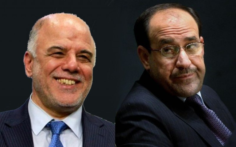 What happens after the withdrawal of his candidacy in front of al-Maliki Abadi - questions are flying