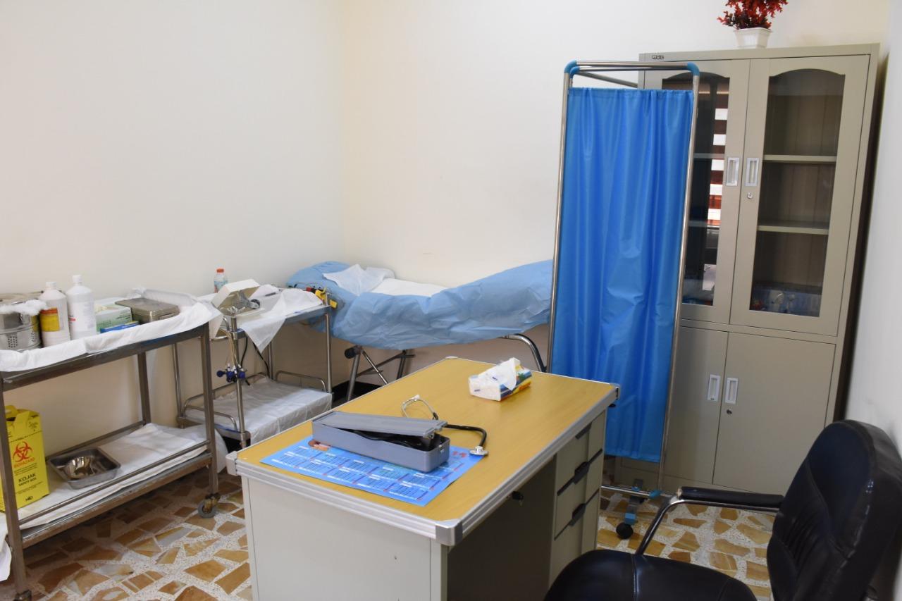 افتتاح مركز صحي في حي تونس