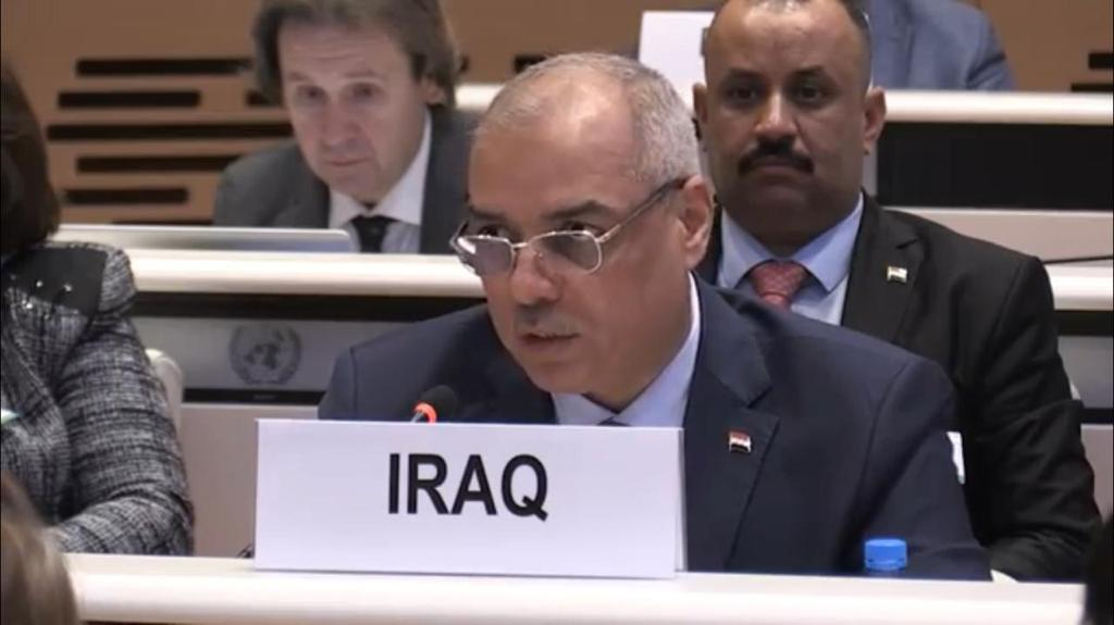 وزير النقل يؤكد أهمية انضمام العراق الى اتفاقية (TIR) الدولية