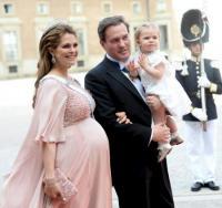 مولود جديد بالعائلة الملكية السويدية