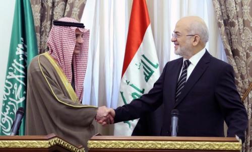 الجعفري يكلف وفدا دبلوماسيا لزيارة السعودية قريبا