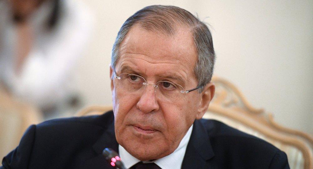 روسيا تعلن موعد زيارة لافروف إلى العراق