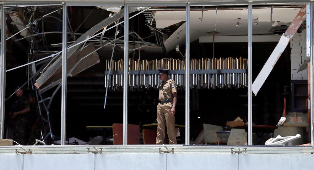 أغلاق جميع الجامعات في سيرلانكا عقب تفجيرات دامية