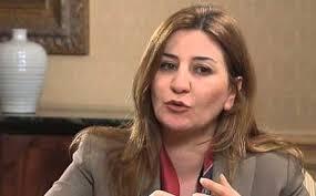النائب دخيل تستغرب عدم الوصول إلى أثر نحو 3500 مختطفة ومختطف من الإيزيديين
