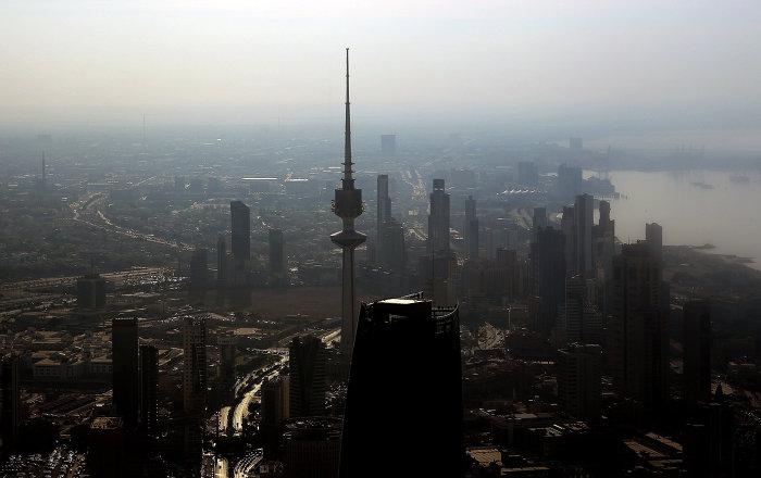 طائرة مسيرة تخترق أجواء الكويت وتحلق فوق قصر الأمير