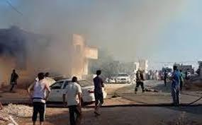 انفجار عبوة ناسفة أما بيت أحد المواطنيين في البصرة