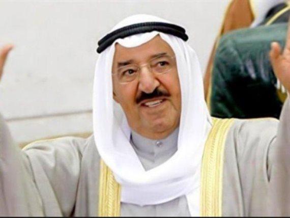 نقل امير الكويت الى المستشفى
