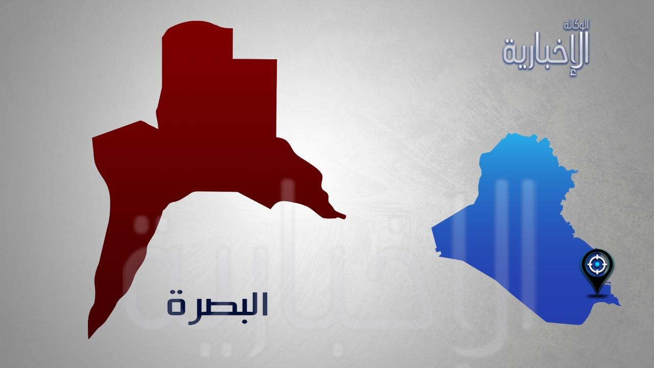 قوات الصدمة تحرق خيم المعتصمين في البصرة