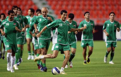 المنتخب الوطني العراقي يحرز تقدما عالميا في تصنيفات الفيفا