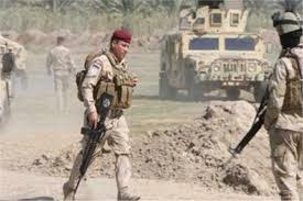 تعرض داعشي على نقاط للجيش والحشد في اطراف خانقين