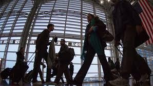 مطار رونالد ريغن في واشنطن بلا كهرباء وظلام دامس والسبب ؟؟