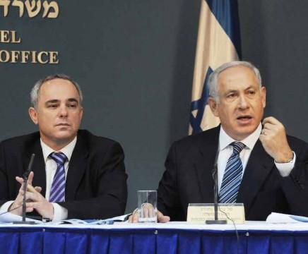 وزير إسرائيلي يحرض على تهديد إيران عسكرياً لوقف برنامجها النووي