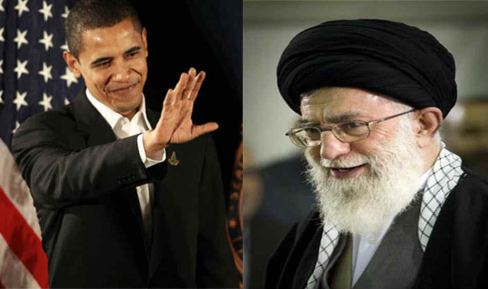 Iraq - Land of Khamenei and the sky for Obama