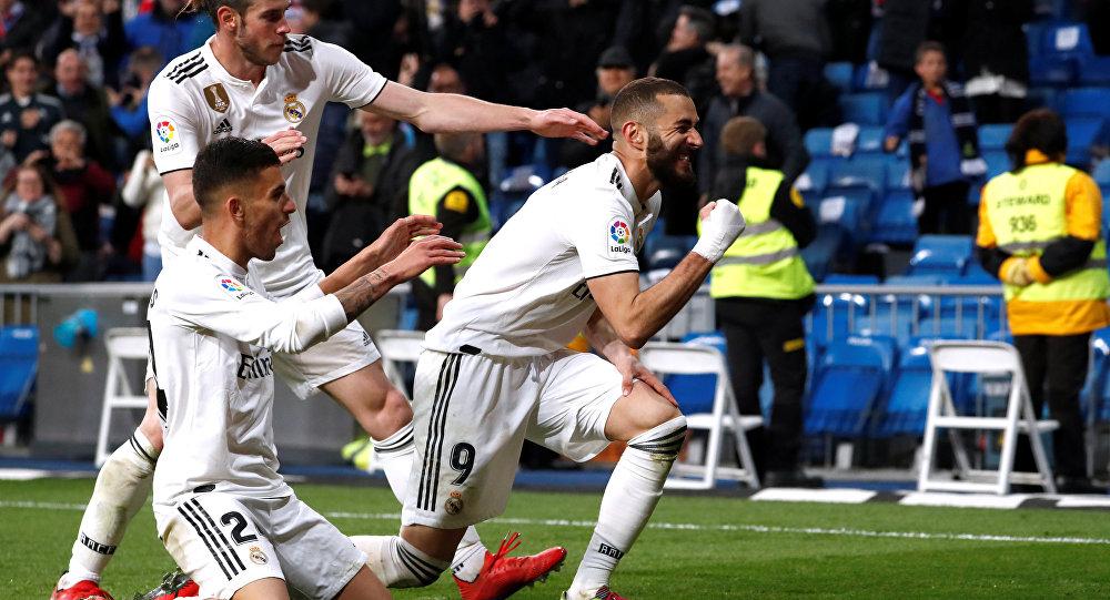 التعادل الايجابي يحسم قمة ريال مدريد وسان جيرمان بدوري الابطال