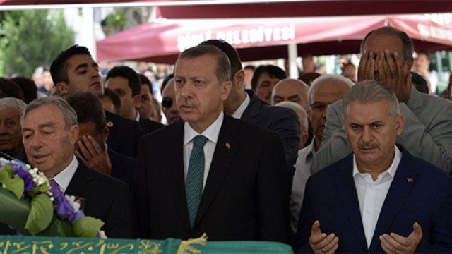 أردوغان: السيسي في تركيا ..  مجبرون على أن نكون حذرين