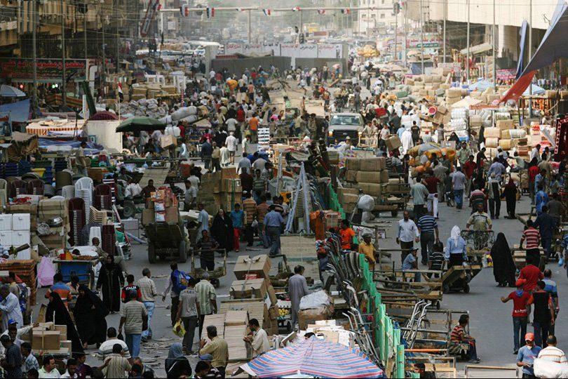 التخطيط: سكان العراق يزدادون مليون نسمة كل عام