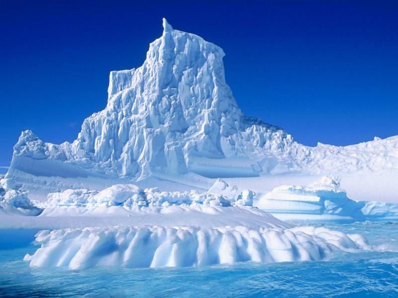 تسعون تريليون دولار خسائر الذوبان في القطب الشمالي