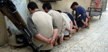 شرطة البصرة تلقي القبض على متهمين بقضايا جنائية