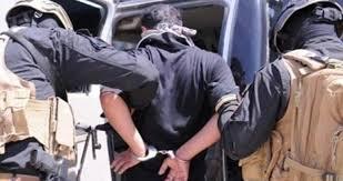 الاستخبارات العسكرية تقبض على احد العناصر الارهابية في الموصل