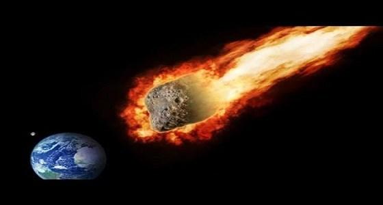 """مخاوف من الكويكب """"كيو في"""" ..  وموعد """"الاصطدام المحتمل"""" يقترب"""