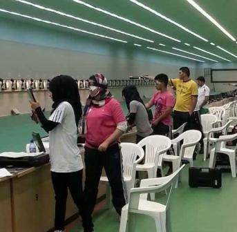 منتخب العراق بالرماية يواصل استعداداته لبطولة العرب في الكويت