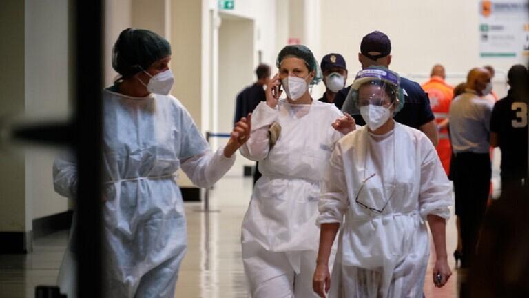 فرنسا تسجل اكثر من 11 الف إصابة و27 وفاة جديدة بكورونا