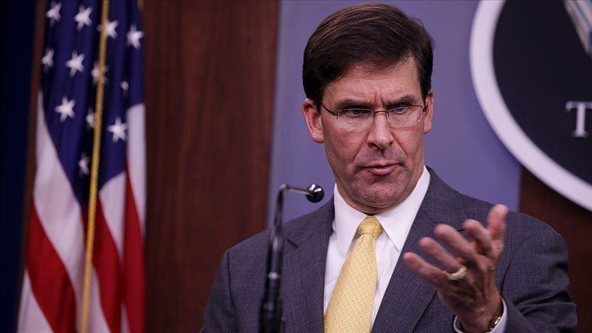 الدفاع الاميركية: واشنطن مستعدة للرد على أي اعتداء إيراني في المستقبل