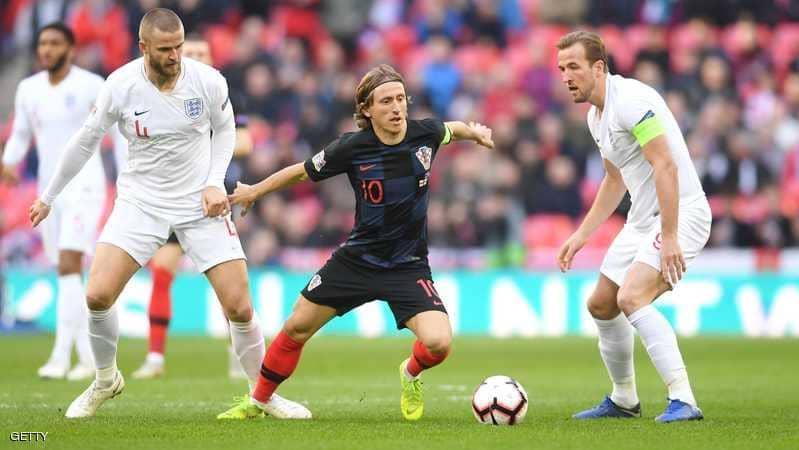 إنجلترا تتغلب على كرواتيا وتخطف مقعد قبل النهائي الأوروبي