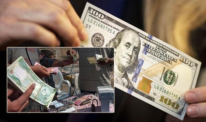 استقرار سعر صرف الدولار في بورصة الكفاح والاسواق المحلية