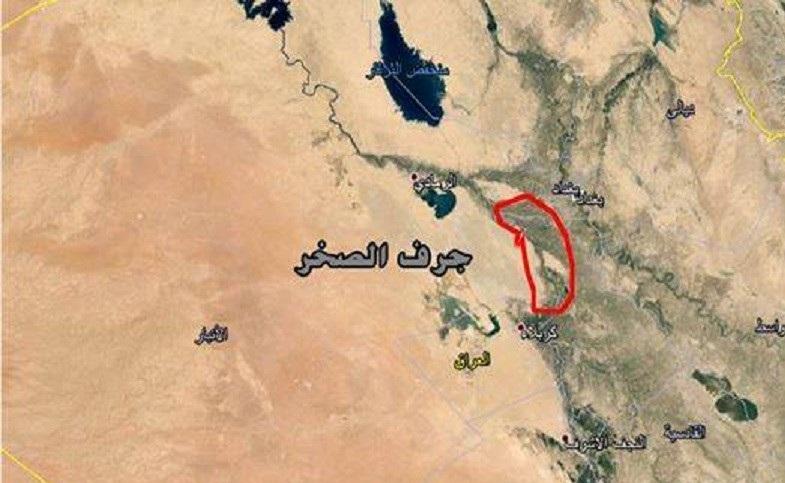 الشمري: جرف النصر أصبحت العاصمة الاقتصادية لإيران