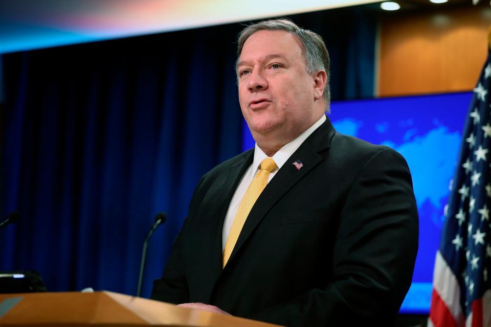 امريكا: سنستخدم كل السبل السياسية والاقتصادية لتحميل مادورو أزمة فنزويلا