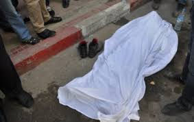 العثور على جثة امرأة مجهولة الهوية شرق ديالى