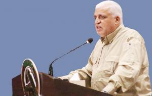 عطاء تتمسك بفالح الفياض: مرشحنا الوحيد لوزارة الداخلية