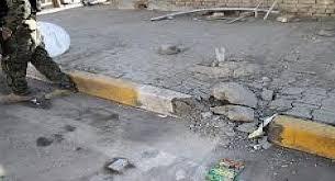 اصابة اثنيين بانفجار عبوة ناسفة شرقي بغداد