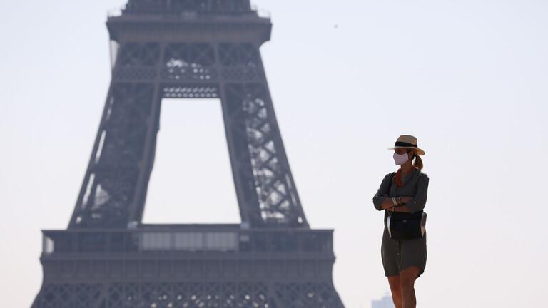 للمرة الثالثة خلال اسبوع ..  فرنسا تسجل اكثر من 13 الف اصابة بكورونا