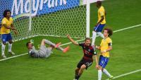 المانيا تهز شباك البرازيل سبع مرات وتنتقل الى المباراة النهائية في المونديال
