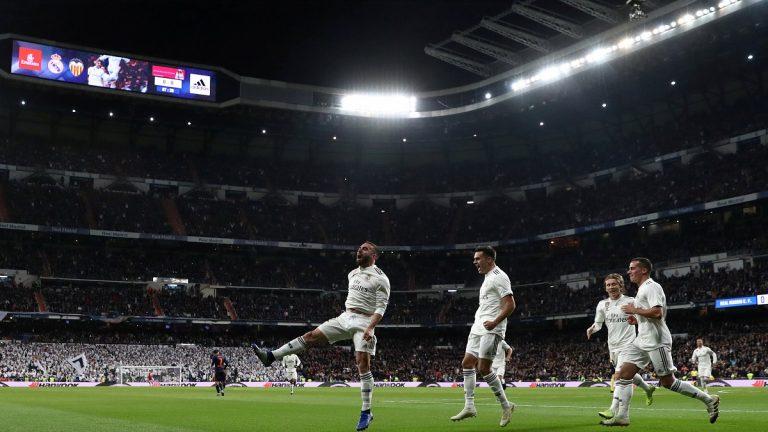 نادي ريال مدريد يعلن قائمته لمونديال الأندية في الإمارات