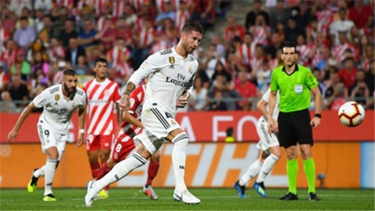 ريال مدريد يخسر أمام جيرونا ويفقد فرصة ملاحقة برشلونة ويتراجع للمركز الثالث