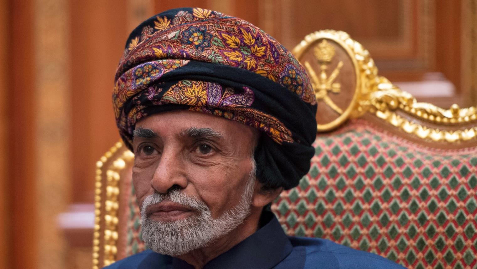 وفاة قابوس سلطان عُمان بعد صراع مع المرض