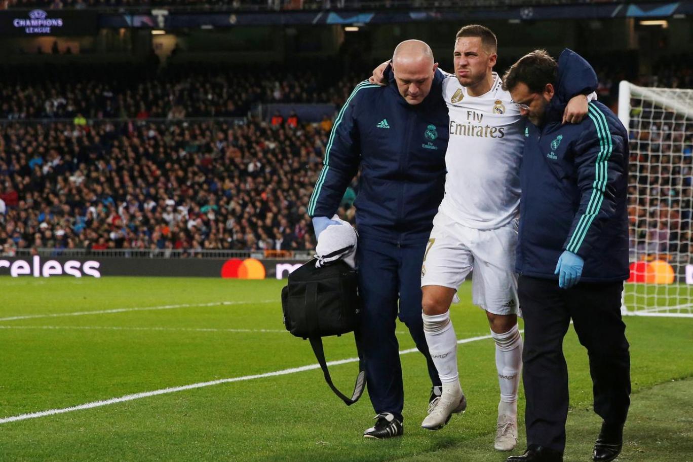 نجم ريال مدريد يخضع لعملية جراحية الخميس المقبل