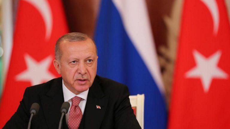 أردوغان: التوغل في سوريا يصل إلى 35 كيلومترًا
