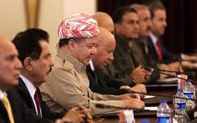 حزب البارزاني يعتبر استهداف البعثات والمطارات اعلان حرب على الامن القومي العراقي