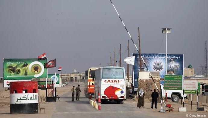 نائب يحدد 8 خطوات للاستفادة من إيرادات المنافذ الحدودية في العراق