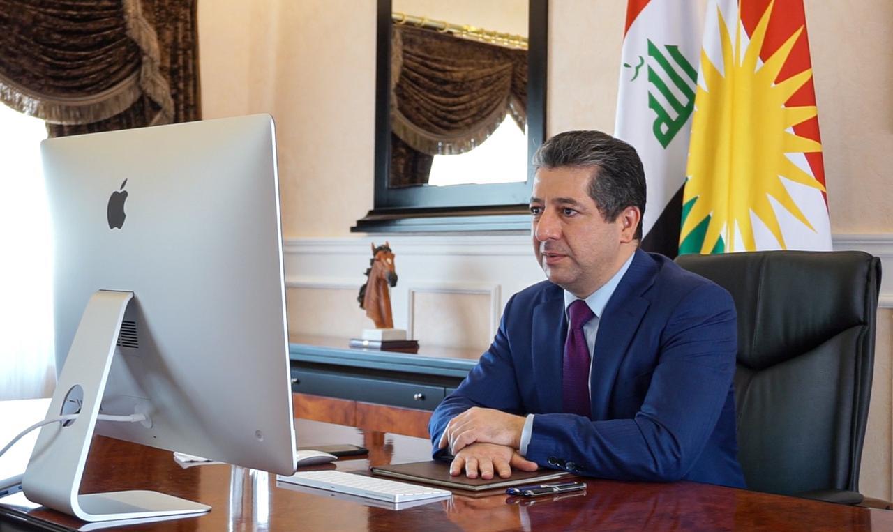 بارزاني: إقليم كردستان مصمم في الدفاع عن حقوقه المشروعة ولن يتنازل عنها