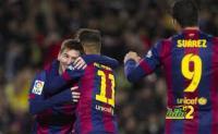 """برشلونة يكتسح مضيفه """"التشي """"بستة أهداف نظيفة من دون رد"""