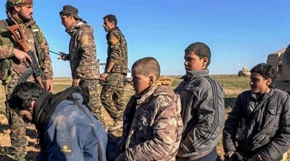 بلجيكا تعيد 6 أيتام من أبناء مواطنيها الدواعش من سوريا