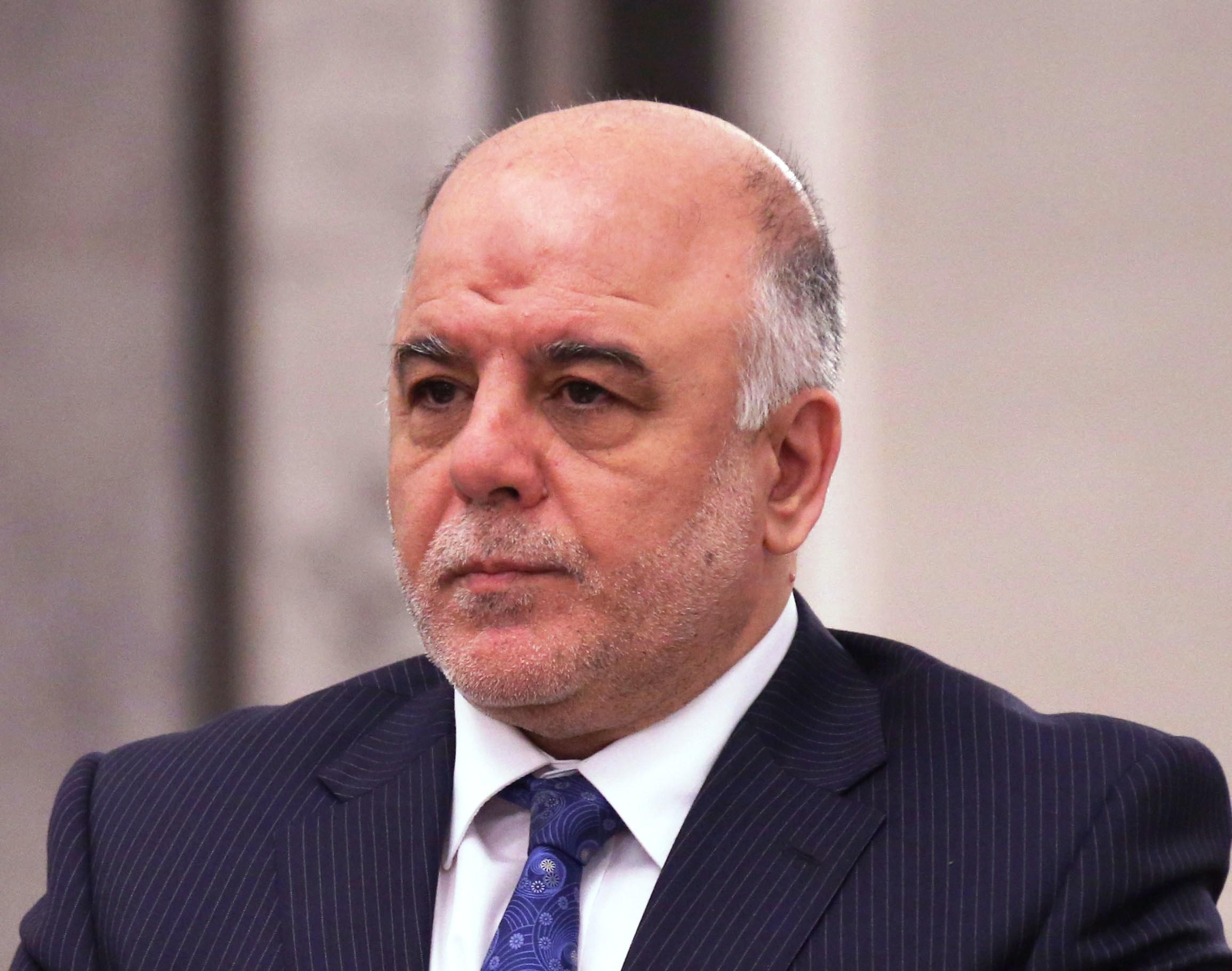 العبادي : هناك حملة تحاول الايقاع بين العرب والكرد