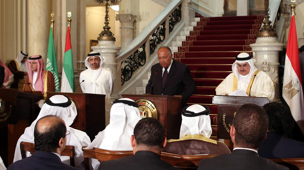 الدول المقاطعة للدوحة تكشف عن قائمة جديدة للارهاب مدعومة من قطر